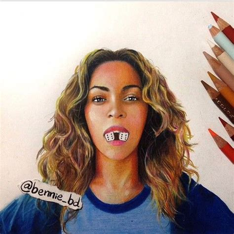 Beyonce 7/11 Sketch | Art and Sketches ILOVE | Pinterest ...
