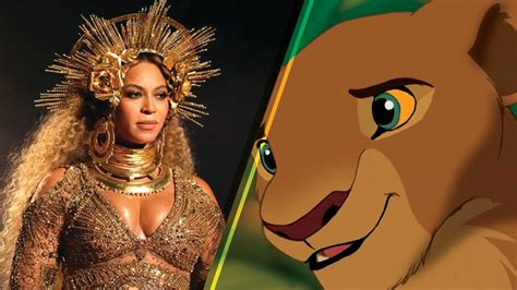 Beyonce as Nala in the Lion King Remake!?   YouTube