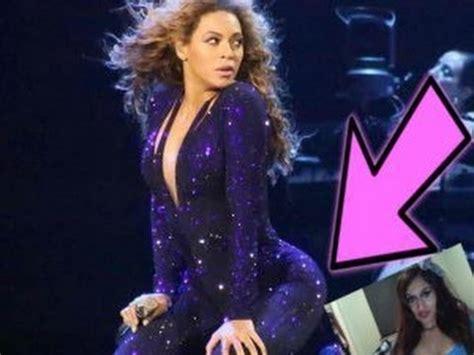 beyonce knowles 2013: Beyonce butt slapped by fan ...