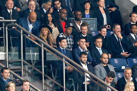 Beyonce Knowles Photos Photos   Paris Saint Germain v FC ...