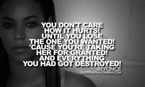 beyonce, quotes, sayings, hurt, lose | Fav Images ...