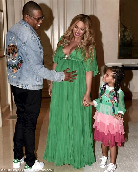 Beyonce unveils twins and confirms names Sir Carter & Rumi ...