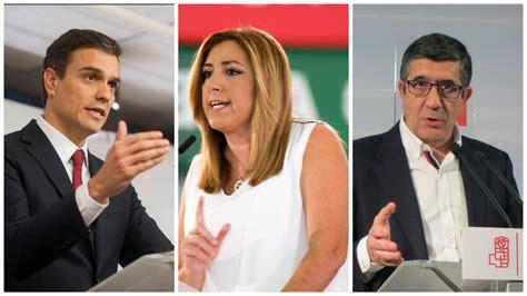 bez - Las primarias en el PSOE