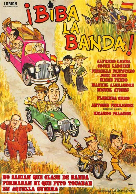 ¡Biba la banda!   Película 1987   SensaCine.com