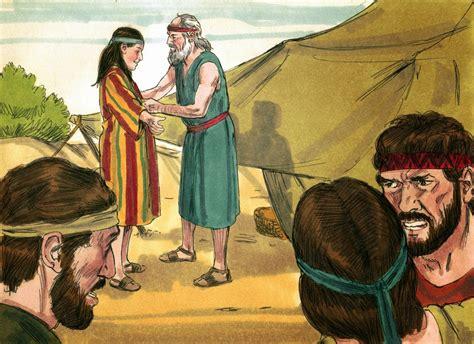 Bible Joseph Coat Of Many Colors | www.imgkid.com - The ...