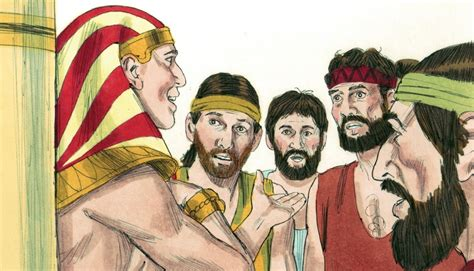 Bible Story Skit: Joseph and His Brothers (for Sunday School)