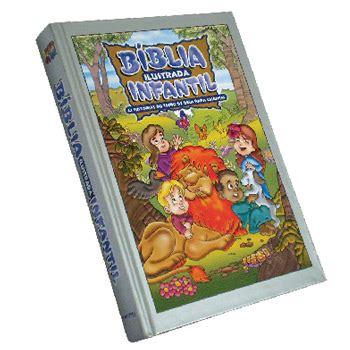 Bíblia Ilustrada Infantil: as histórias do livro de Deus ...