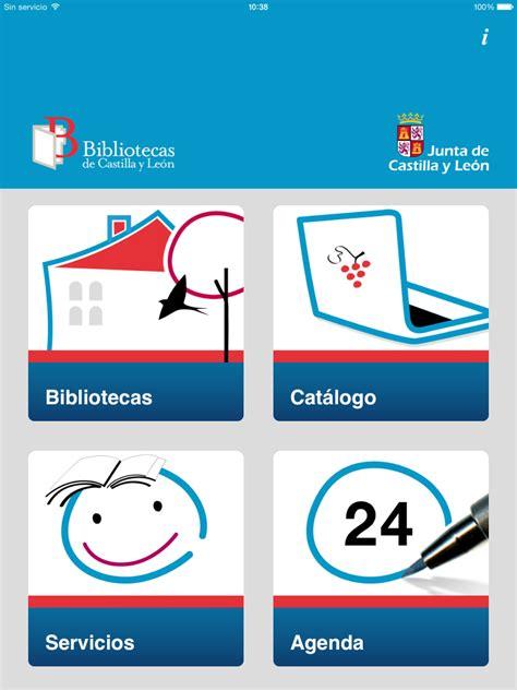 Biblio JCYL y EBiblio, dos aplicaciones para móviles y ...