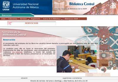 Biblioteca De Lanjaron Renovacion De Prestamos Personales ...