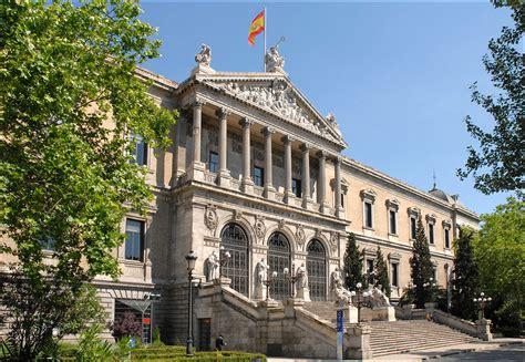 Biblioteca Nacional de España - Wikipedia