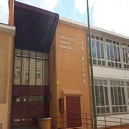 Biblioteca Pública Municipal La Elipa  Ciudad Lineal ...