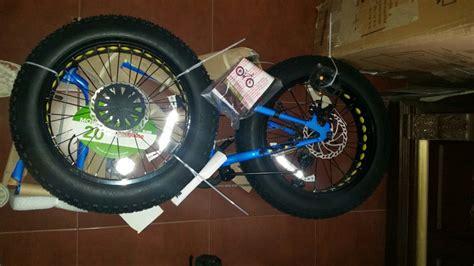Bicicleta Mongoose Fat Llanta Ancha Rin 20 Azul   $ 5,000 ...