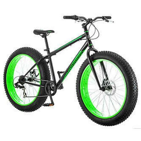 Bicicleta Mongoose Fat Malus dolomite  Montaña Llanta ...