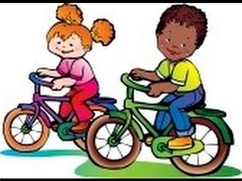 bicicletas dibujos animados infantiles - YouTube