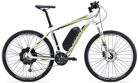Bicycle: Giant Bicycle Electric