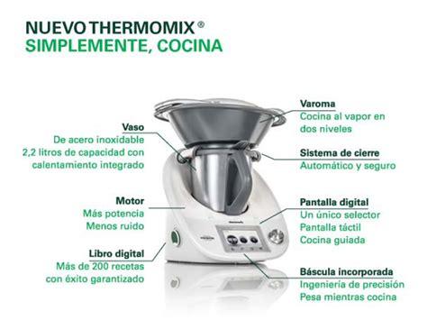 BIENVENIDOS A ESTE REVORTILLO: NUEVO THERMOMIX 5 (TM5)
