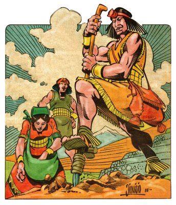 Bienvenidos: LOS DIOSES PERDIDOS 1-3 EL IMPERIO INCA