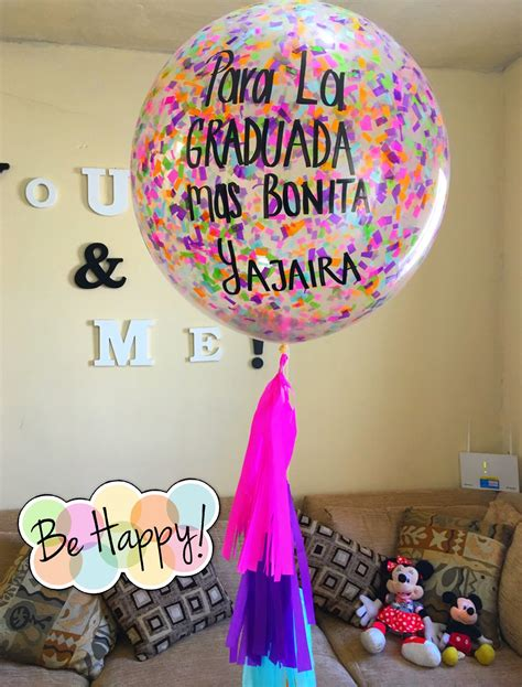 Big Balloons Graduacion   Party   Pinterest   Globo ...