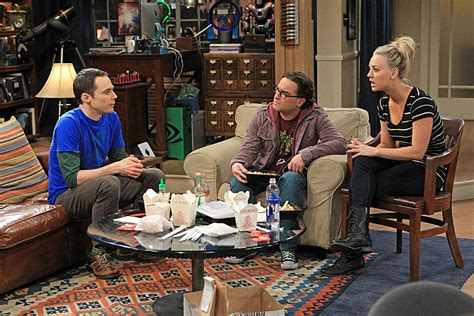 'Big Bang Theory' Cast Working Together For Higher ...
