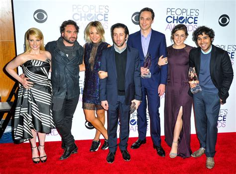 'Big Bang Theory' Leads Taking Pay Cuts So Female Co-Stars ...