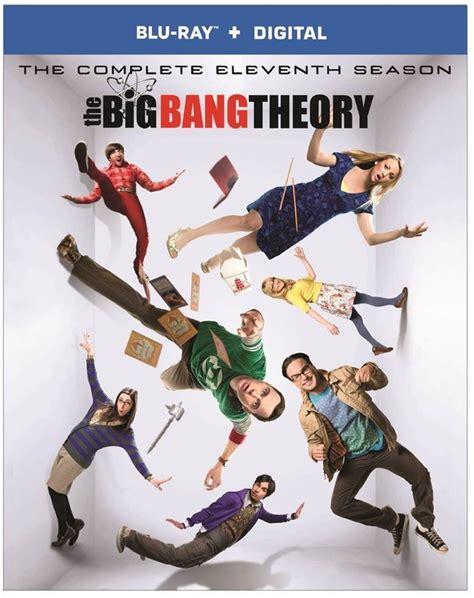 Big Bang Theory Season 11 Gets A September Blu-ray Date ...