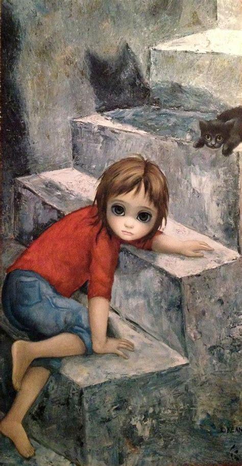 Big Eyes, paintings by Margaret Keane - ego-alterego.com