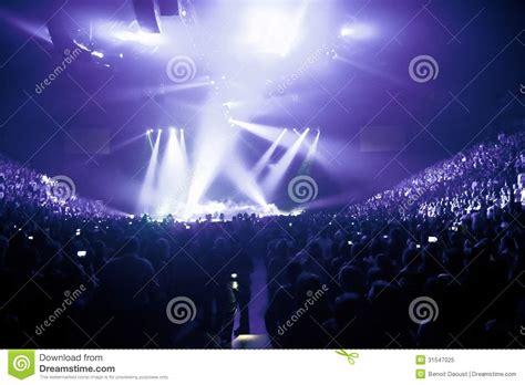 Big Live Music Concert Royalty Free Stock Photo   Image ...