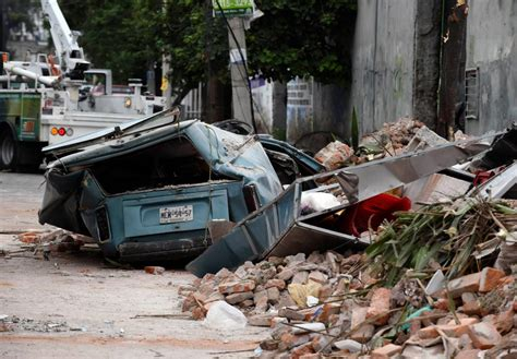 Biggest Earthquake to Hit Mexico in Over a Century Killed ...