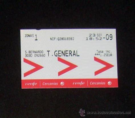 billete de tren cercanías sevilla   tique renfe   Comprar ...