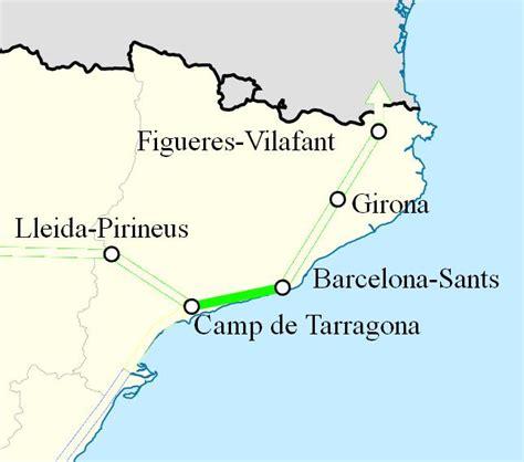 Billetes AVE Barcelona Tarragona por sólo 17.00 € en ...