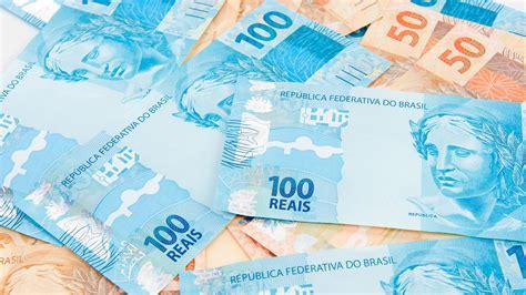 Billetes de 50 y 100 reales brasileños
