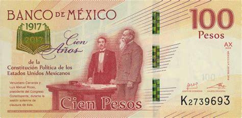 Billetes en Circulación - Cambio Peso Dolar