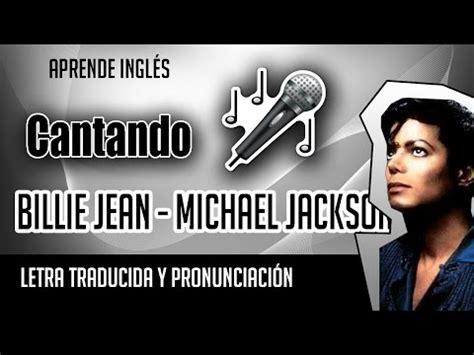 Billie Jean   Michael Jackson  Official Lyric Video  Letra ...