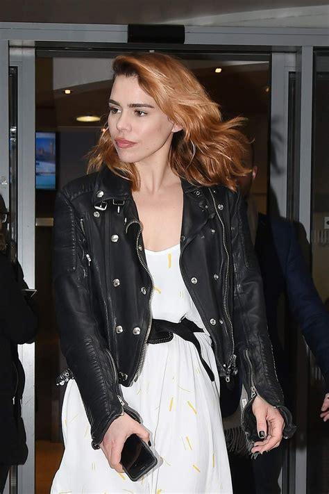 Billie Piper Leaving BBC Radio 2 In London   Celebzz   Celebzz