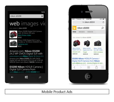 Bing Ads Launches Product Ads In U.S., Mobile Version Now ...