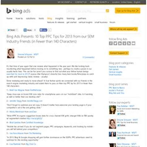 BIng Ads: Monitoring & Optimizing | Pearltrees