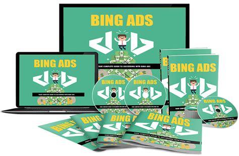 Bing Ads PLR Review + Bonus   Affiliate Marketing Product