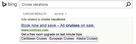 Bing Ads Rolling Out Dynamic Sitelinks In U.S ...