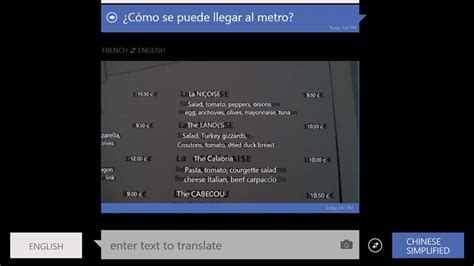 Bing Translator para Windows 10  Windows    Descargar