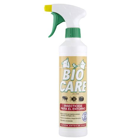 Bio-Care insecticida en spray para el hogar - Tiendanimal