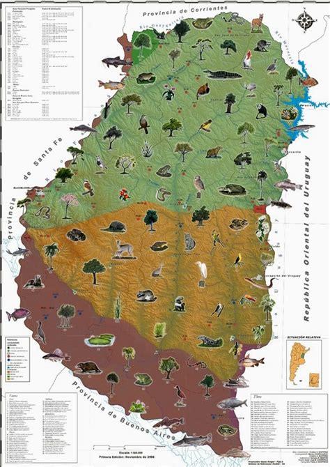 Biodiversidad entrerriana  Ecosistemas de la provincia de ...