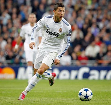 Biografia Cristiano Ronaldo Dos Santos Aveiro
