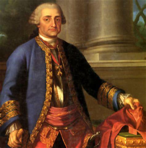 Biografia de Conde de Aranda