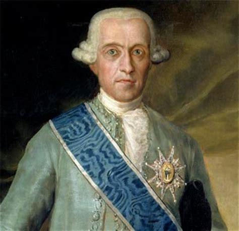 Biografia de Conde de Floridablanca