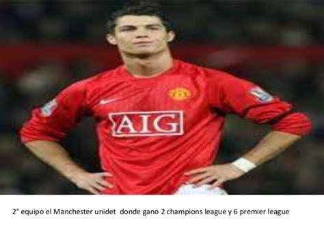 Biografia de Cristiano Ronaldo =D