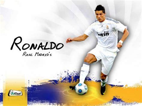 Biografia de Cristiano Ronaldo   Taringa!