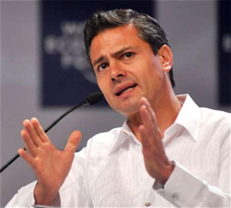 Biografia de Enrique Peña Nieto