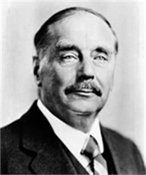 Biografía de H.G. Wells