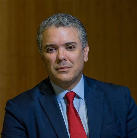 Biografia de Iván Duque | Iván Duque - Presidente 2018 - 2022