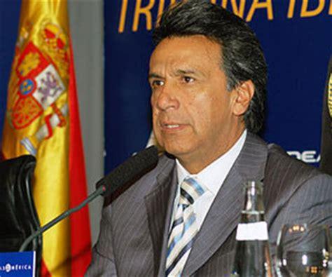 Biografia De Lenin Moreno Vicepresidente Del Ecuador